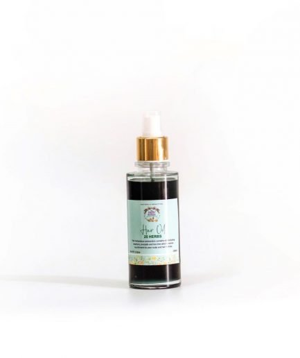 The Herb Boutique - 25 Herbs Hair Oil