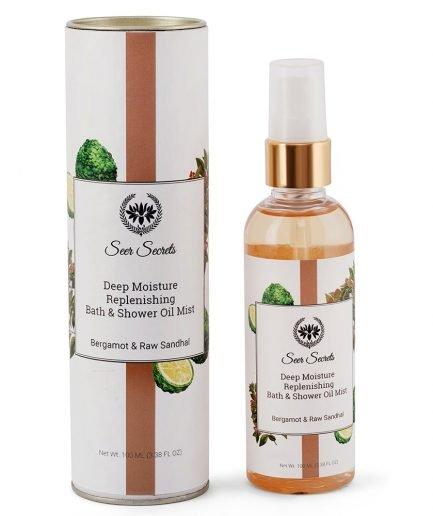 Seer Secrets Deep Moisture Replenishing Bath & Shower Oil