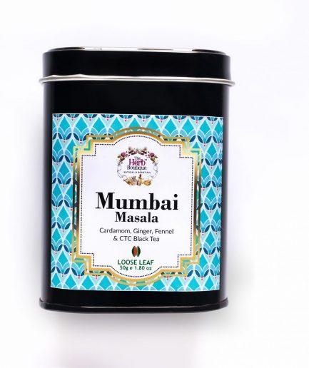 The Herb Boutique - Mumbai Masala Tea (50gm)