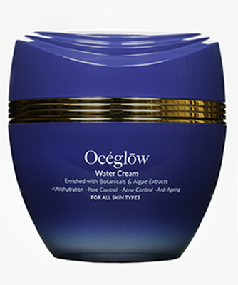 Oceglow - Water Cream Enriched with Botanicals & Algae Extracts