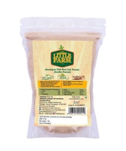 Little Farm Himalayan Pink Salt (1 Kg)