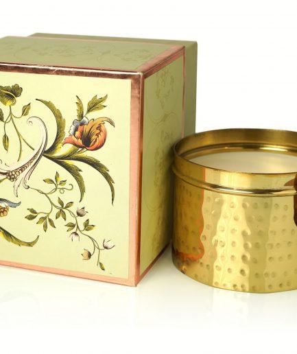Ohria Raatrani & Mint Luxury Copper Candle