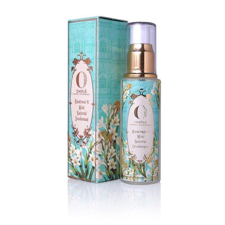 Ohria Raatrani & Mint Natural Deodorant