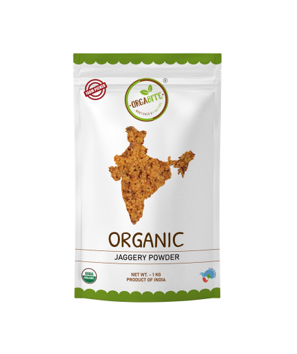 ORGABITE Organic Jaggery Powder