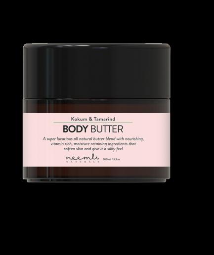 Neemli Kokum & Tamarind Body Butter
