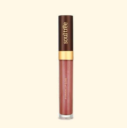 Soultree Lip Gloss Nude Pink