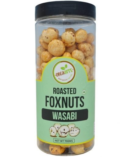 ORGABITE FOXNUT WASABI