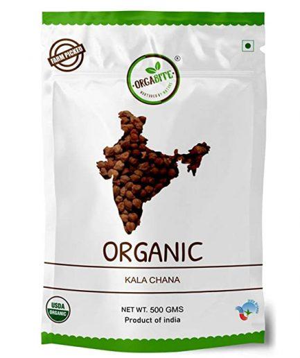 ORGABITE Organic Kala Chana