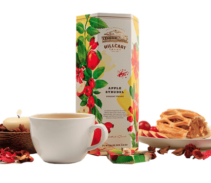 The Hillcart Tales Apple Strudle Tea
