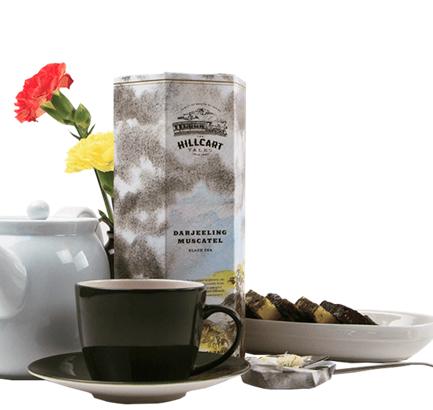 The Hillcart Tales Darjeeling Muscatel Black Tea