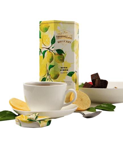 The Hillcart Tales Dark Limon Tea