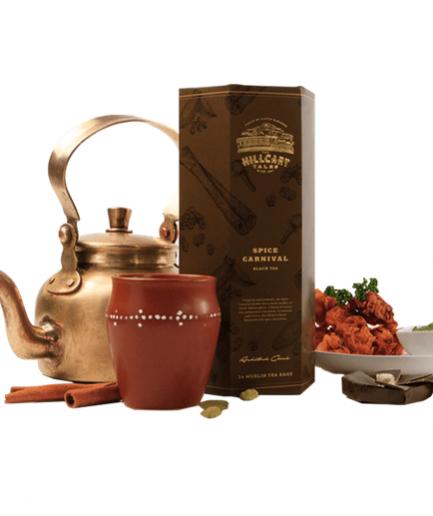 The Hillcart Tales Spice Carnival Tea