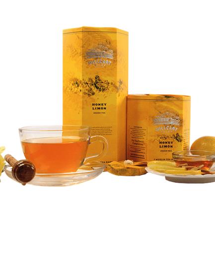 The Hillcart Tales Honey Limon Tea