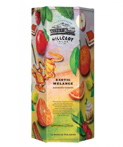 The Hillcart Tales Exotic Melange Tea