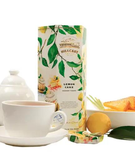 The Hillcart Tales Lemon Cake Tea