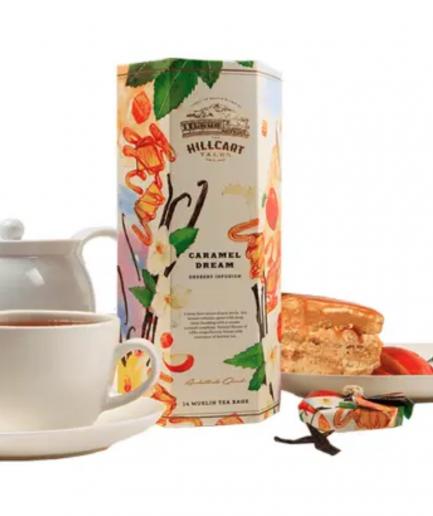The Hillcart Tales Caramel Dream Tea