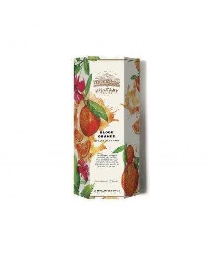 The Hillcart Tales Blood Orange Tea