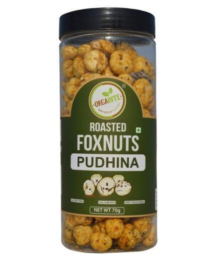 Orgabite Foxnut Pudhina